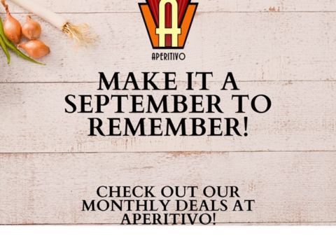 Italian restaurant special offer September 2020 eat out to help out